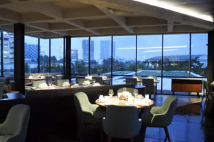 Foto 15 - Interior di Sea Grain Restaurant & Bar - Double Tree by Hilton Hotel Jakarta oleh Andrika Nadia