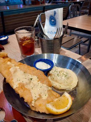 Foto 2 - Makanan(Best Fish & Chips) di Fish & Co. oleh Florentine Lin