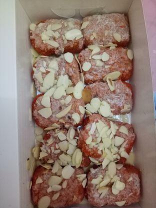 Foto 2 - Makanan(topping tiramisu almond) di Sang Pisang oleh Gabriella