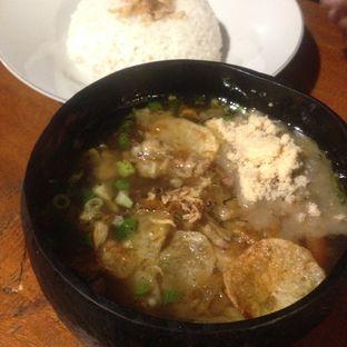 Foto 1 - Makanan(Soto Kuning Ayam) di Soto Bathok Cibeunying oleh Dianty Dwi