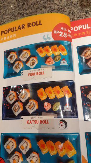 Foto 1 - Menu di Ichiban Sushi oleh Vania Estherina
