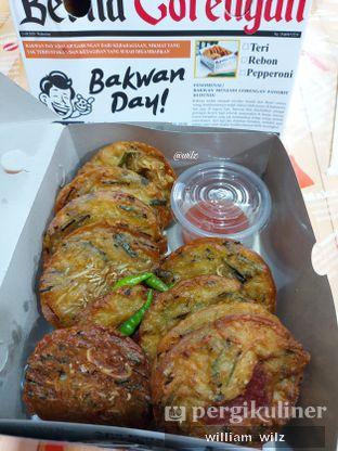 Foto review Bakwan Day! oleh William Wilz 1