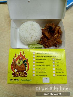 Foto review Geprek Gold Chick oleh Mich Love Eat 5