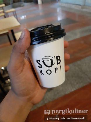 Foto review Sub Kopi oleh Yussaq & Ilatnya  2