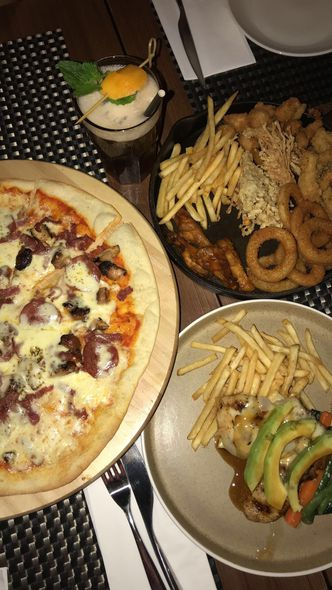 Foto Makanan di Relish Bistro