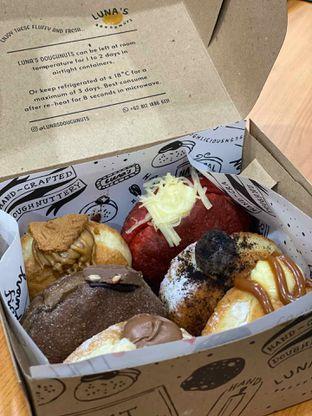 Foto review Luna's Doughnuts oleh Jeljel  3