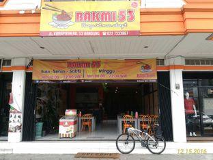 Foto 10 - Eksterior di Bakmi 53 oleh Bang Ibrahim