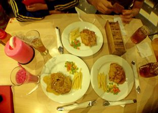 Foto - Makanan di Daddy's Steak Cafe oleh marshalivia