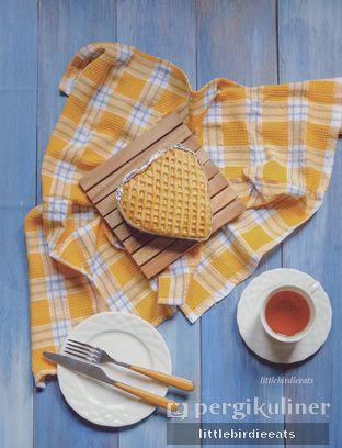 Foto - Makanan di PIA Apple-Pie oleh EATBITESNAP // Tiffany Putri