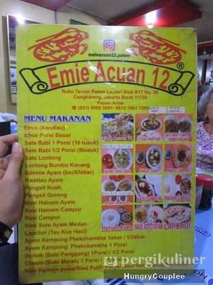 Foto 5 - Menu di Emie Acuan 12 oleh Hungry Couplee