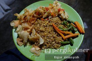 Foto review Kang Ajie Nasi Goreng Bistik oleh Fajar Riansyah 2