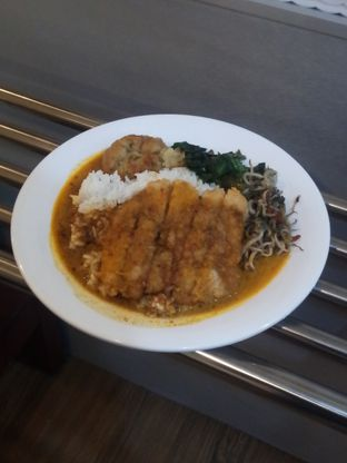 Foto 2 - Makanan di Chopper Fish & Chicken Curry oleh Hendy Christianto Chandra