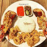 Foto Whole Lobster Platter di Loobie Lobster