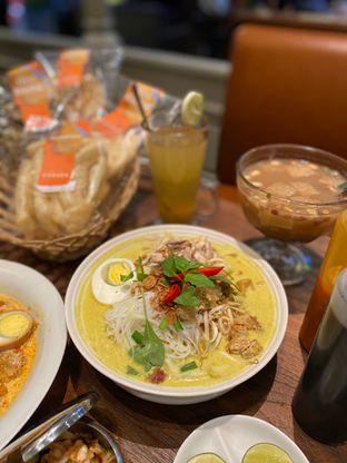Foto 4 - Makanan di Kafe Betawi First oleh Levina JV (IG : @levina_eat & @levinajv)