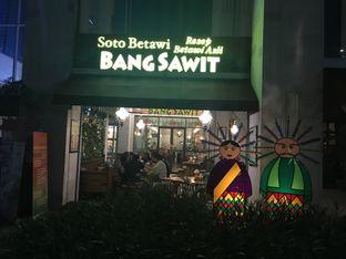 Foto 7 - Eksterior di Soto Betawi Bang Sawit oleh FebTasty  (Feb & Mora)