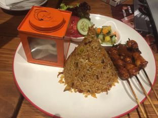 Foto 2 - Makanan(X.O Fried Rice 46k) di Oh! Cafe oleh Winny Valencia