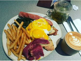 Foto - Makanan di MONKS oleh lucas  recrardo