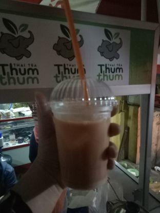 Foto 2 - Makanan di Thum Thum Thai Tea oleh Aspiah