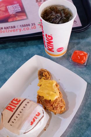 Foto 1 - Makanan di Burger King oleh Indra Mulia