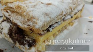 Foto 3 - Makanan(Choco Banana) di Surabaya Snow Cake oleh Ika Novianti @ika.yap