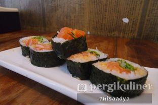 Foto review Umaku Sushi oleh Anisa Adya 5