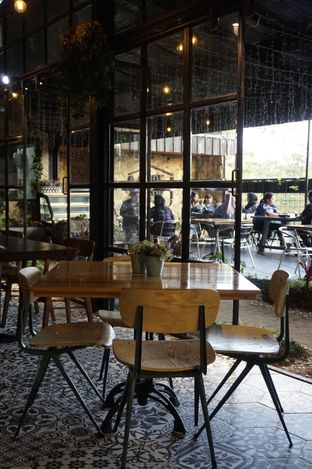 Foto 17 - Interior di ROOFPARK Cafe & Restaurant oleh yudistira ishak abrar