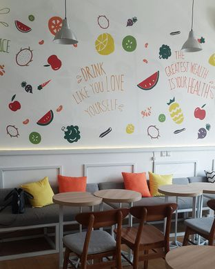 Foto 4 - Interior di Vita-Mine Smoothie Bar oleh Claudia @claudisfoodjournal