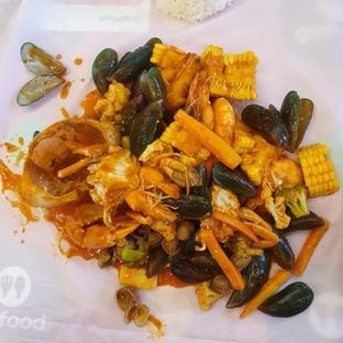 Foto 3 - Makanan di King Crab oleh Levina JV (IG : @levina_eat & @levinajv)