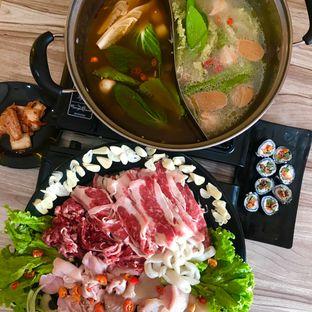 Foto 2 - Makanan di Wang-Gwan Shabu & Grill oleh Levina JV (IG : levina_eat )