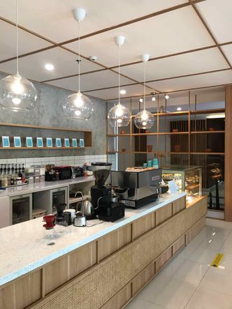 Foto Interior di Dailydose Coffee & Eatery