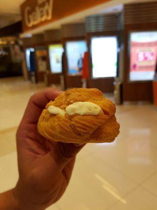 Foto review Choux Cream oleh Hafizah Murdhatilla 1