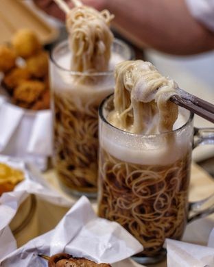 Foto review Universal Noodle Ichiro Ramen Market oleh om doyanjajan 7