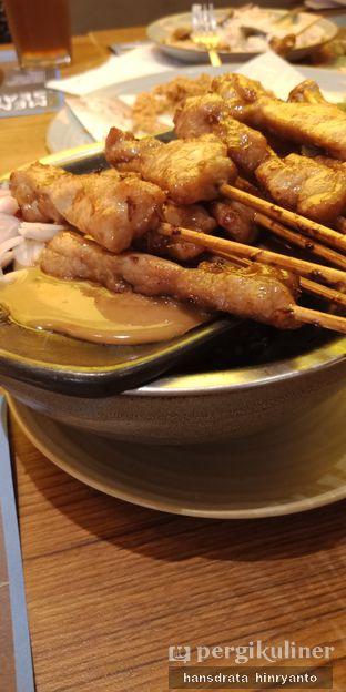 Foto - Makanan di Sate Khas Senayan oleh Hansdrata Hinryanto