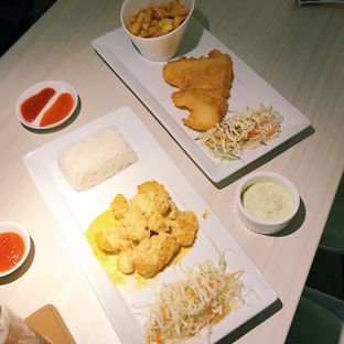 Foto 3 - Makanan di Fish & Chips House oleh Della Ayu
