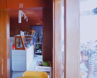 Foto 5 - Interior di Gang Nikmat oleh @kulineran_aja