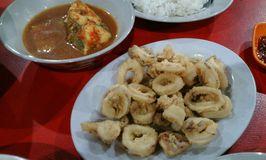 Seafood Sahabat Khas Bangka