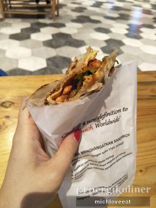 Foto 6 - Makanan di Liang Sandwich Bar oleh Mich Love Eat