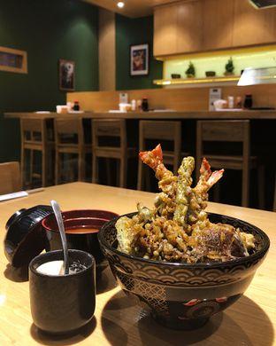 Foto 2 - Makanan(Special nori tendon) di Kenta Tendon Restaurant oleh Claudia @claudisfoodjournal