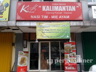 Foto review Rumah Makan Kalimantan oleh Tirta Lie 4