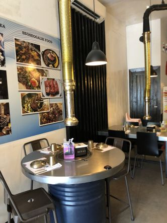 Foto Interior di Seo Seo Galbi