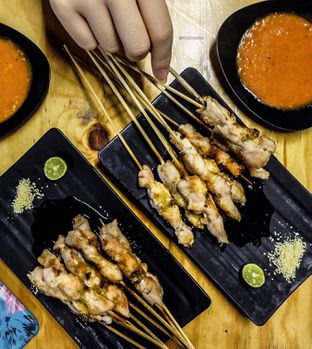 Foto - Makanan di Sate Taichan Bang Ompong oleh Wawa | IG : @foodwaw