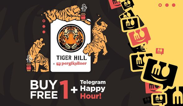 Tiger Hill Si Bubble Tea Asal Shanghai yang Pasti Bikin Seru Pekanmu