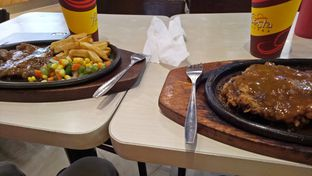 Foto 1 - Makanan di Fiesta Steak oleh Vanilla Coconut