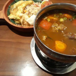 Foto 2 - Makanan di Sop Kambing Medan Q8 oleh Jacqueline Vania