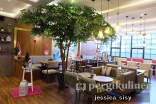 Foto review De Cafe Rooftop Garden oleh Jessica Sisy 8