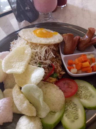 Foto Makanan di Giggle Box