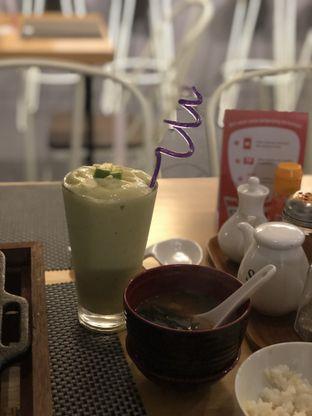 Foto 2 - Makanan(Midori Smoothies) di Emiko Japanese Soulfood oleh YSfoodspottings