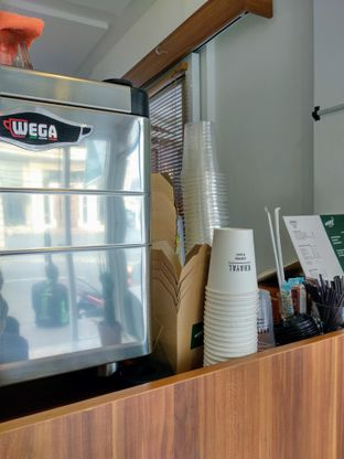 Foto 3 - Interior di Khayal Coffee Studio oleh Ika Nurhayati