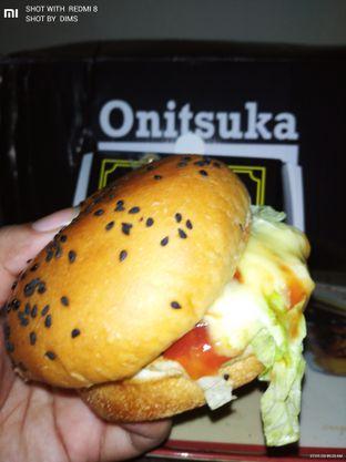 Foto 1 - Makanan di Burger Bakar Qebul oleh @dimasaryadamara