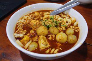 Foto 2 - Makanan(Level 5 & 7 Topping) di Seblak Jebred Bdg oleh Novita Purnamasari